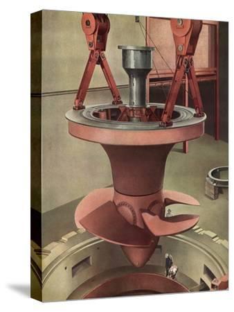 Giant Generator, 1935