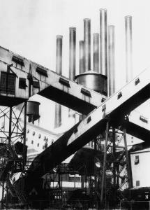 The Rouge Series, 1927 by Charles Sheeler
