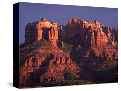 Cathedral Rock at Sunset, Sedona, Arizona, USA