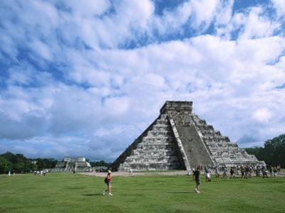 Chichen Itza Castle, Mexico