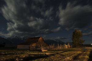 Moulton Barn in Grand Teton National Park by Charles Smith