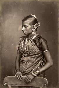 Jaffina Tamil, C.1870-90 by Charles T Scowen and Co