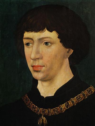 Charles the Bold, Duke of Burgundy (1433-1477)-Rogier van der Weyden-Giclee Print
