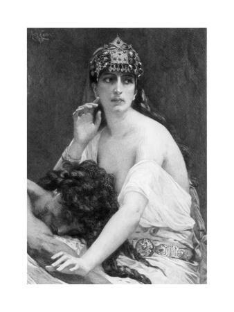 Delilah, C1880-1882