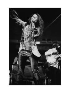 Vogue - March 1970 - Janis Joplin, 1970 by Charles Tracy