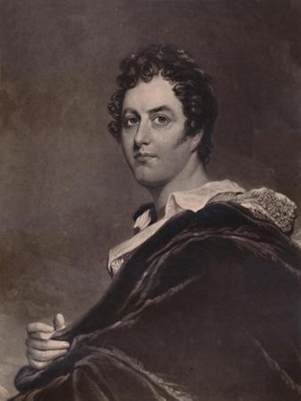 George Noel Gordon Byron, Lord Byron, English poet, 1894