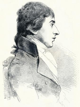 'Portrait of JMW Turner', c1827 (1904)