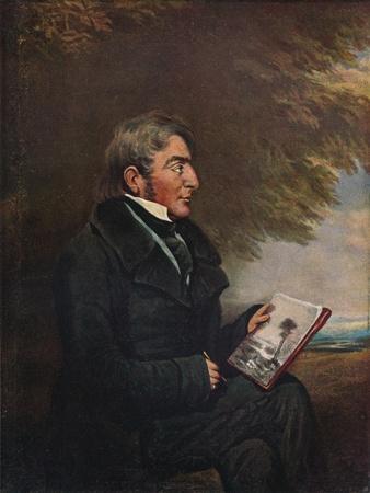 'Portrait of JMW Turner', c1841 (1904)