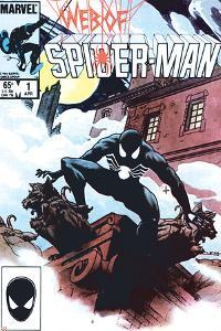 Web Of Spider-Man No.1 Cover: Spider-Man Crouching by Charles Vess
