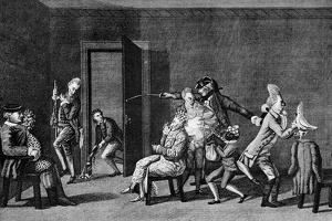 The Macarony Dressing Room, 1772 by Charles White