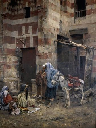 Fortune Telling, 1887