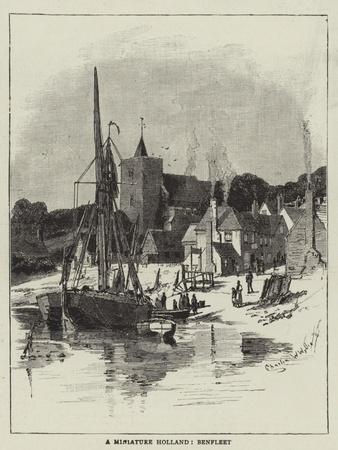 A Miniature Holland, Benfleet