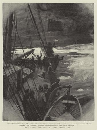 The Jackson-Harmsworth Polar Expedition by Charles William Wyllie