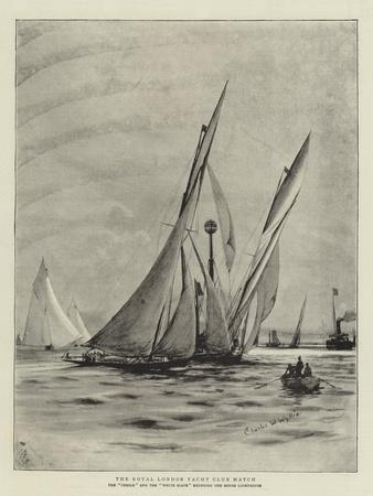 The Royal London Yacht Club Match