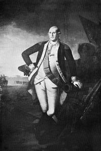 George Washington, the First President of the United States by Charles Willson Peale