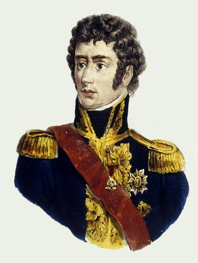 Charles XIV John of Sweden--Giclee Print