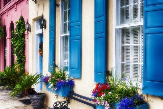 Charleston Colors IV-George Oze-Photographic Print