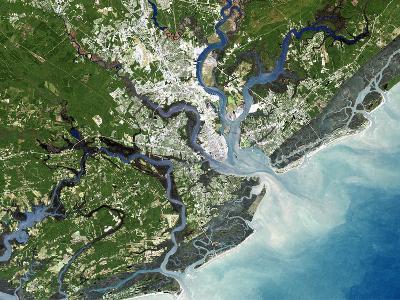 Charleston, South Carolina, USA-PLANETOBSERVER-Photographic Print