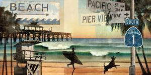 California Dreaming by Charlie Carter