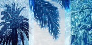 Palm Resort II by Charlie Carter