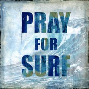 Pray For Surf by Charlie Carter