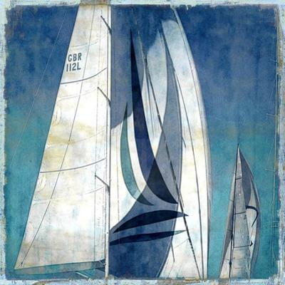 Sail Away I by Charlie Carter