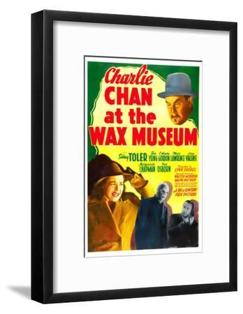 Charlie Chan at the Wax Museum, Sidney Toler, Joan Valerie, Marc Lawrence, 1940