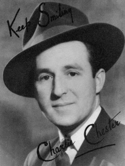 Charlie Chester, British Stand-Up Comedian and Tv and Radio Presenter, 20th Century-Montagu Watson-Photographic Print