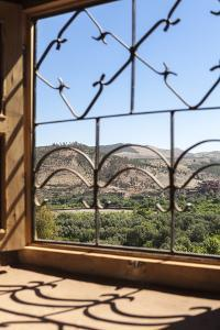 A View of the Ourika Valley as Glimpsed Through the Window of a Traditional Berber House by Charlie Harding