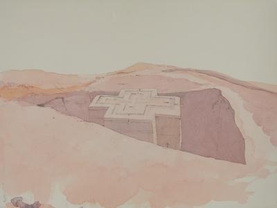 Giorgis II, Lalibela, Ethiopia, 1996
