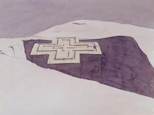 Giorgis III, Lalibela, Ethiopia, 1996 by Charlie Millar