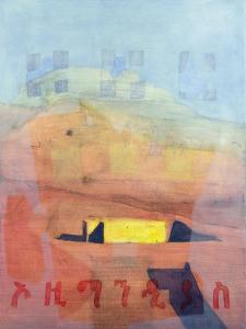 Ozymandias, 1997 by Charlie Millar