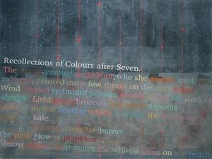 Recollections of Colours After Seven by Charlie Millar