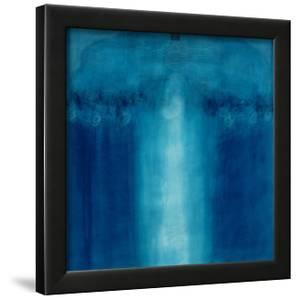 Untitled Blue Painting, 1995 by Charlie Millar