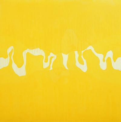 Yellow Journey by Charlie Millar