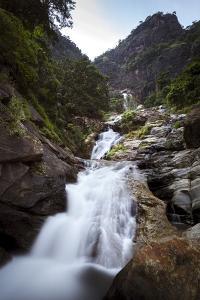 Ravana Falls, Ella, Sri Lanka, Asia by Charlie