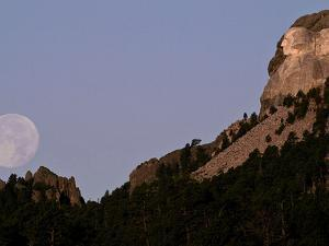 Mount Rushmore Cleaning by Charlie Riedel