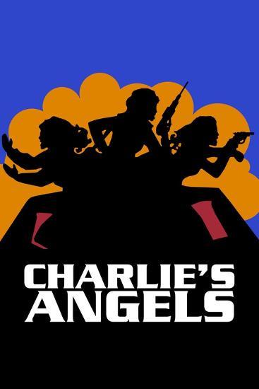 Charlies Angels, 1976--Giclee Print