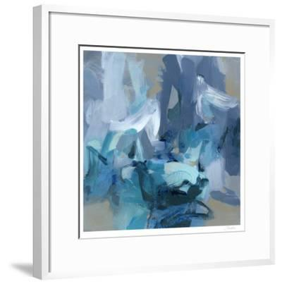 Charlotte Blue-Christina Long-Limited Edition Framed Print
