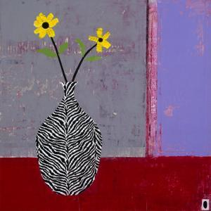 Yellow Daisy II by Charlotte Foust
