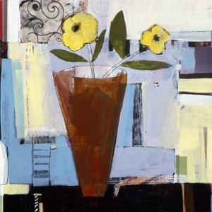 Yellow Flowers I by Charlotte Foust