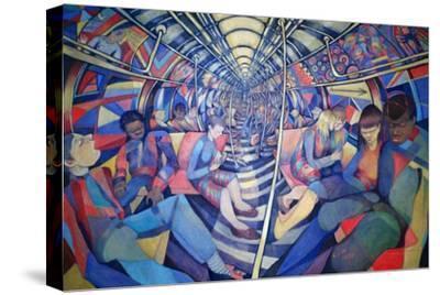 Subway NYC, 1994