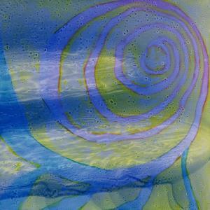 Boodhoo Lagoon, 2000 by Charlotte Johnstone