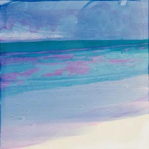 Turtle Beach, 2000 by Charlotte Johnstone