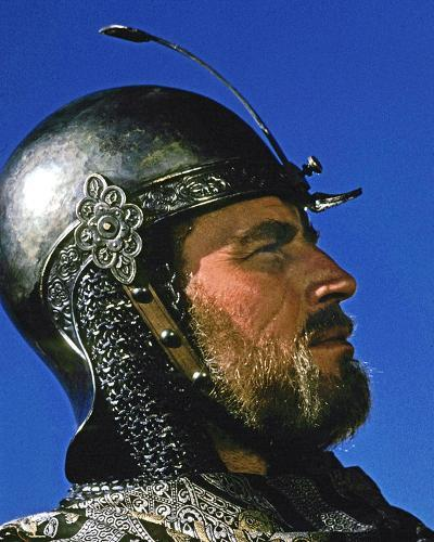 Charlton Heston - El Cid--Photo