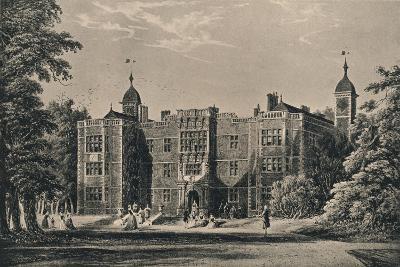 Charlton House, Kent, 1915-James Holland-Giclee Print