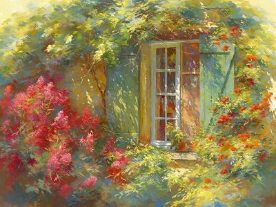 Charme Provençale-Johan Messely-Giclee Print