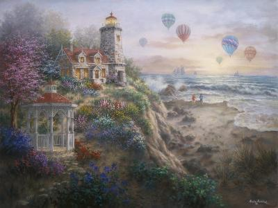 Charming Tranquility I-Nicky Boehme-Giclee Print