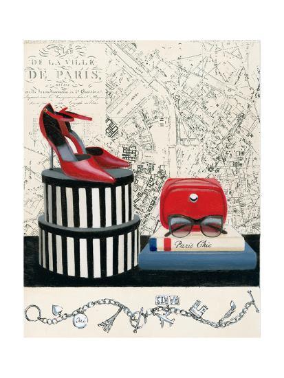 Charming Travel III v2-Marco Fabiano-Art Print