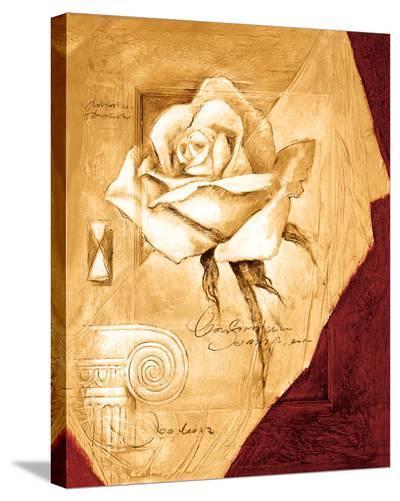 Charming-Joadoor-Stretched Canvas Print